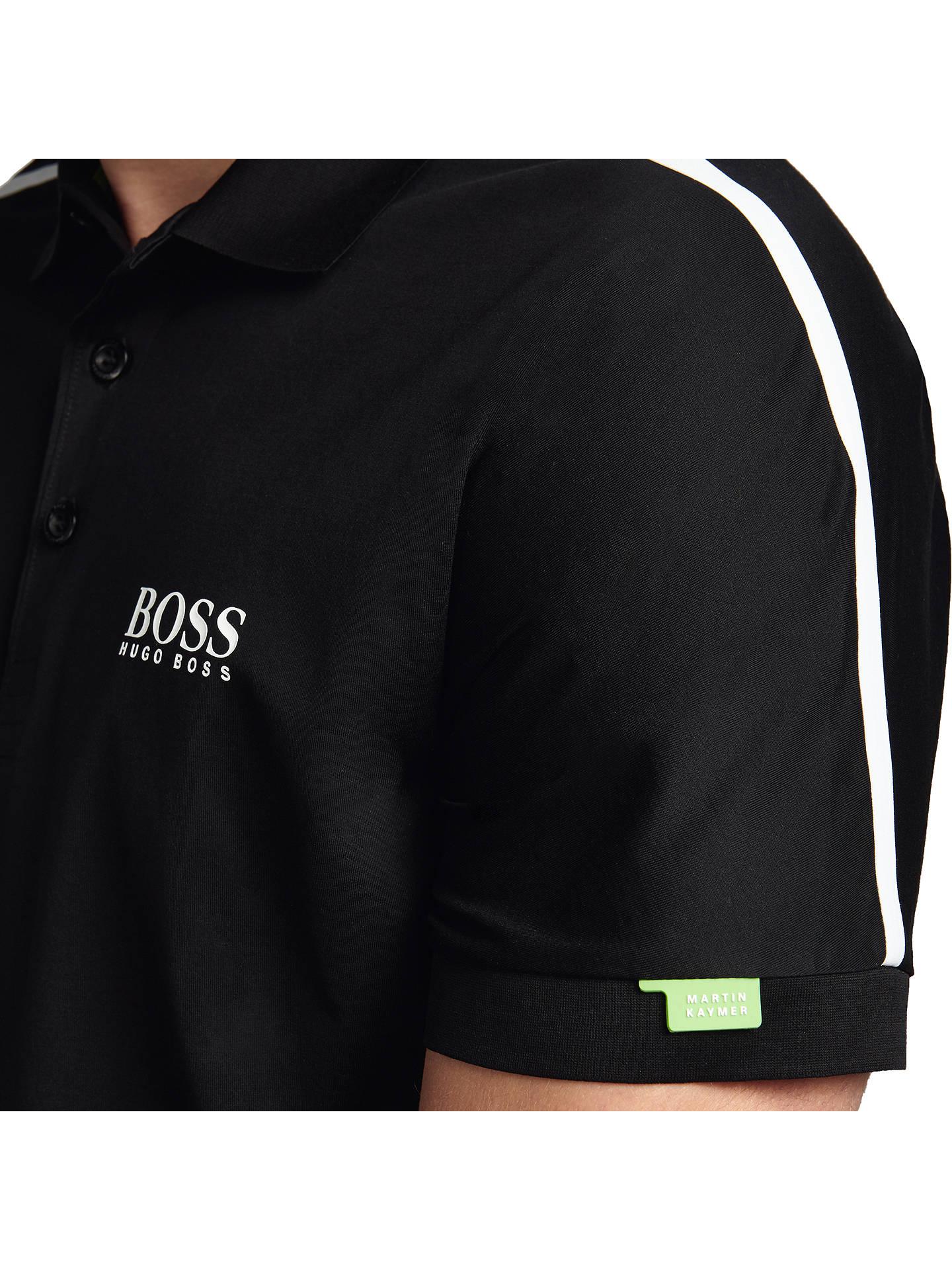 dd5d9829 ... Buy BOSS Green Pro Golf 'Paddy MK 2' Stretch Cotton Polo Shirt, Black