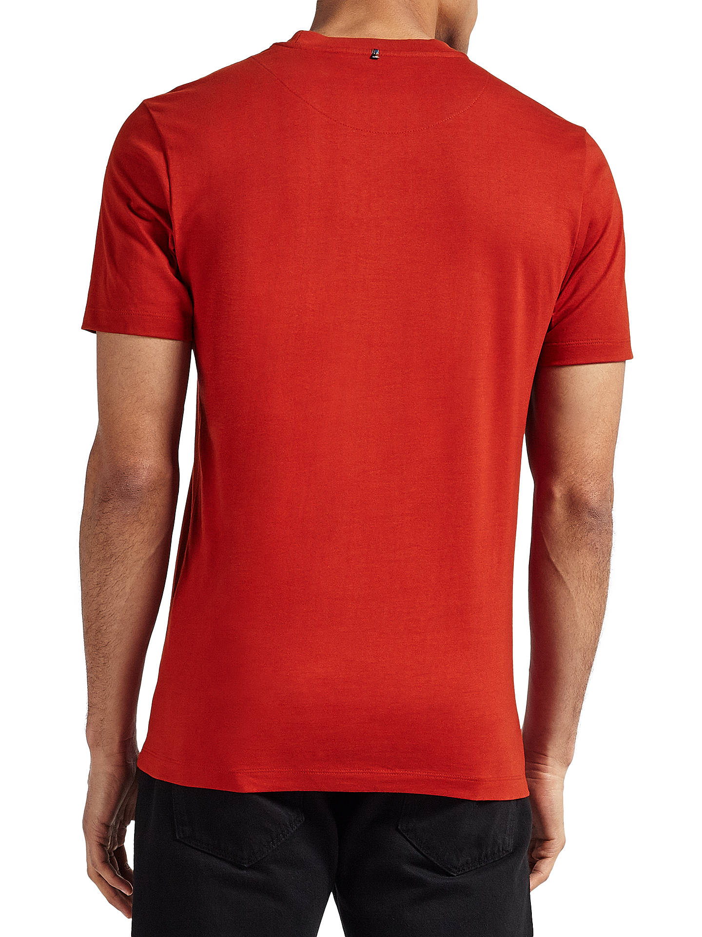e4eace19714 Pretty Green Rindle Pocket T-Shirt at John Lewis   Partners