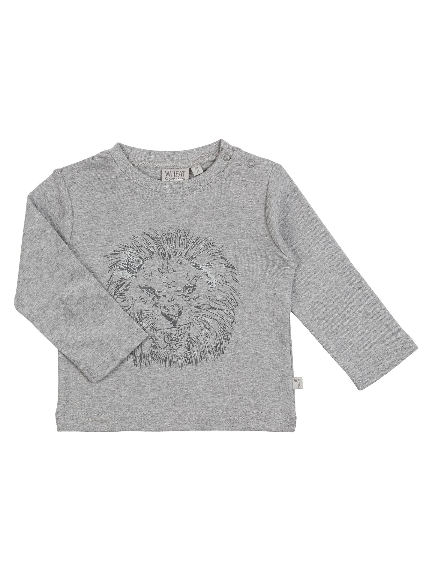 36024d75fbc0 Wheat Baby Angry Lion T-Shirt