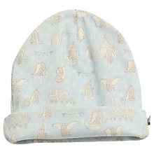 Buy Wheat Disney Baby Dumbo Beanie Hat, Soft Blue Online at johnlewis.com