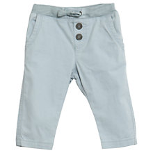 Buy Wheat Baby Artur Trousers, Blue Online at johnlewis.com