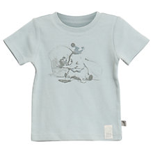 Buy Wheat Disney Baby Dumbo T-Shirt, Soft Blue Online at johnlewis.com