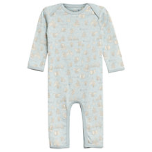 Buy Wheat Disney Baby Dumbo Playsuit, Soft Blue Online at johnlewis.com