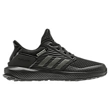 Buy Adidas Children's Rapida Run K Lace Up Trainers Online at johnlewis.com