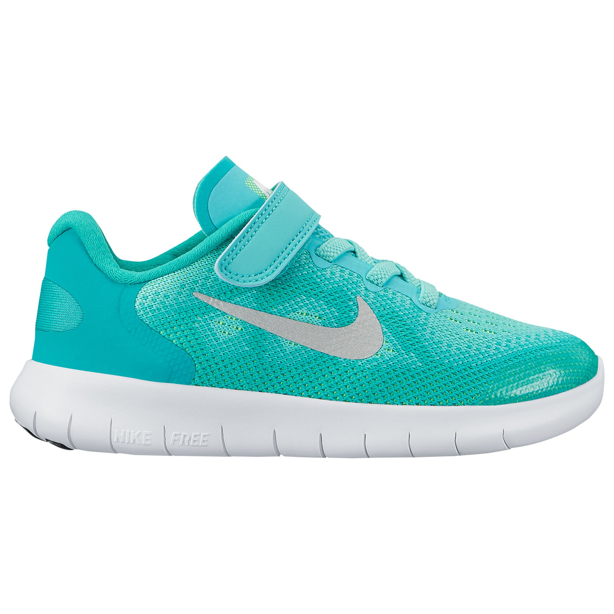 275ea450a04c Nike Children s Free Run 2 PS Rip Tape Trainers at John Lewis   Partners