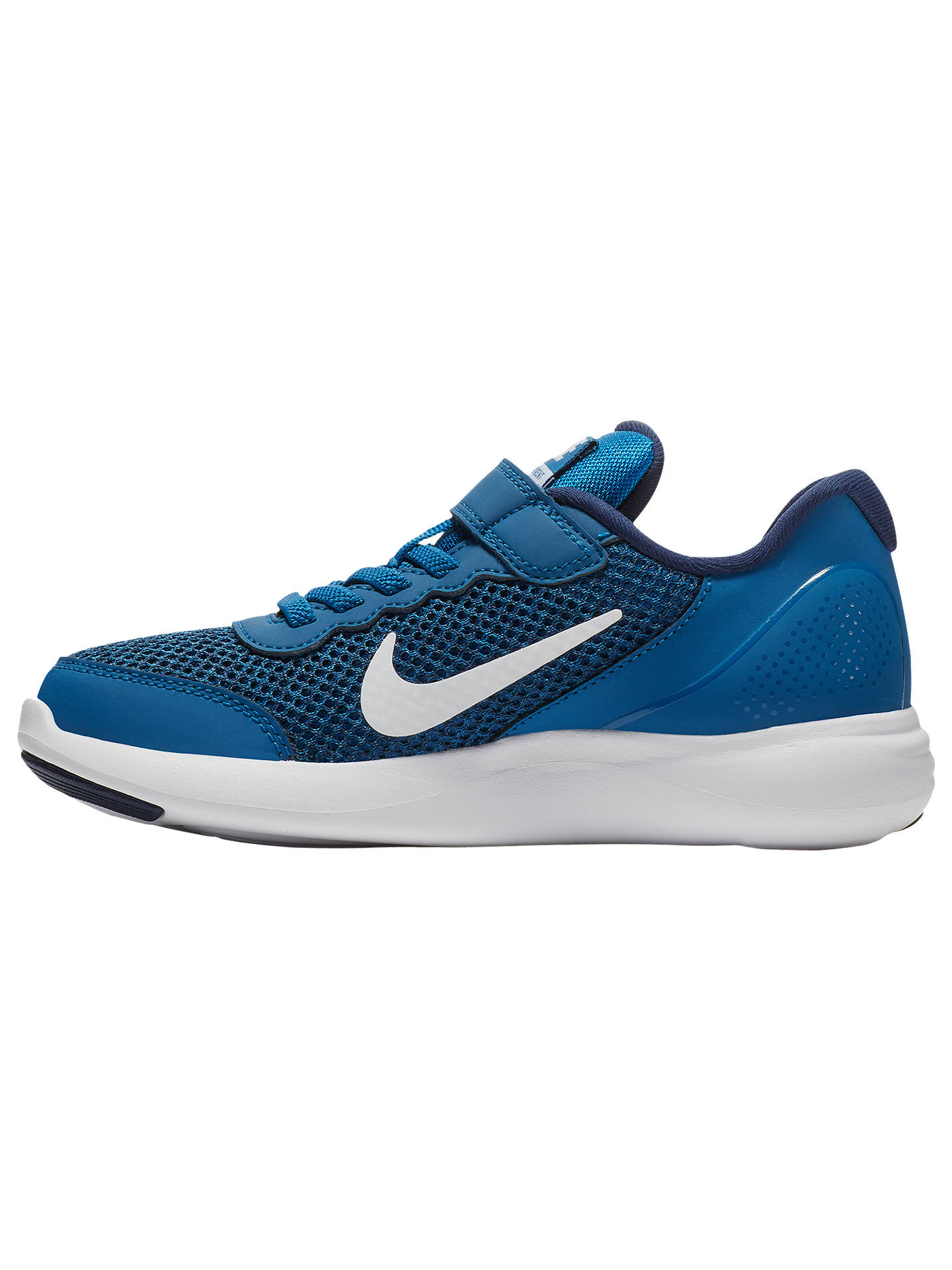 bba6bfc12f0 Nike Children s Lunar Apparent (PS) Trainers at John Lewis   Partners
