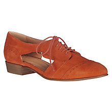 Buy AND/OR Furina Cut Out Brogues Online at johnlewis.com