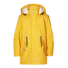 Buy John Lewis Boys' Zinfandel Rubber Mac Coat Online at johnlewis.com