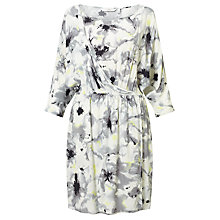Buy Numph Bylgia Wrap Front Dress, Multi Online at johnlewis.com
