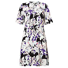 Buy Numph Monika Printed Dress, Multi Online at johnlewis.com