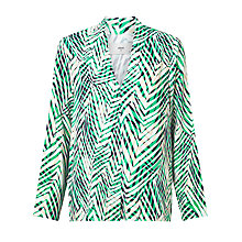 Buy Minimum Marlit Blouse, Paris Green Online at johnlewis.com