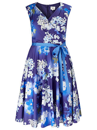 Buy Studio 8 Charlene Dress, Blue, 24 Online at johnlewis.com