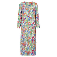 Buy East Linen Aloha Print Kaftan, Multi Online at johnlewis.com