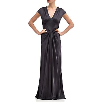 Ghost Iris Satin Dress
