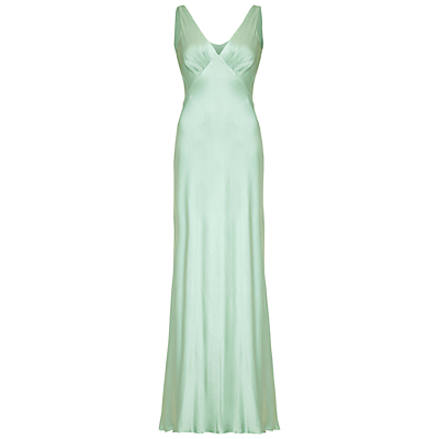 1930s Style Evening Dresses Ghost Pearl Dress £245.00 AT vintagedancer.com