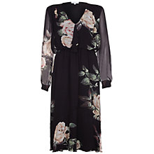 Buy Ghost Eloise Dress, Roses Shelia Online at johnlewis.com