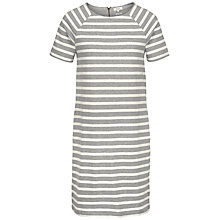 Buy Fat Face Suzie Stripe Dress Online at johnlewis.com