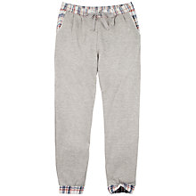 Buy Fat Face Jersey Loopback Bottoms, Grey Online at johnlewis.com
