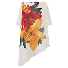 Buy Coast Marrakesh Soft Drape Top, Multi Online at johnlewis.com