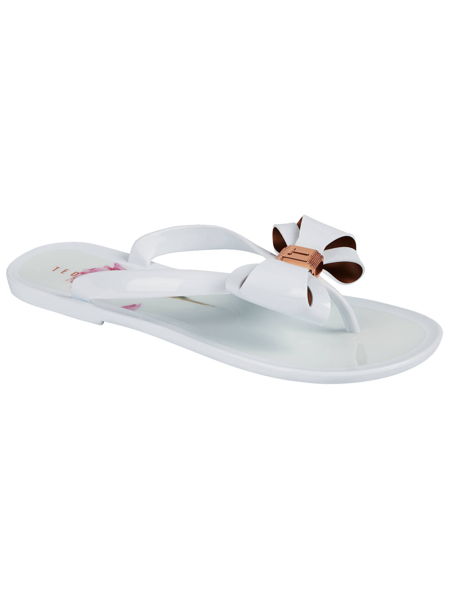 cf95acfd1d70f4 Buy Ted Baker Rueday Sketchbook Flip Flops