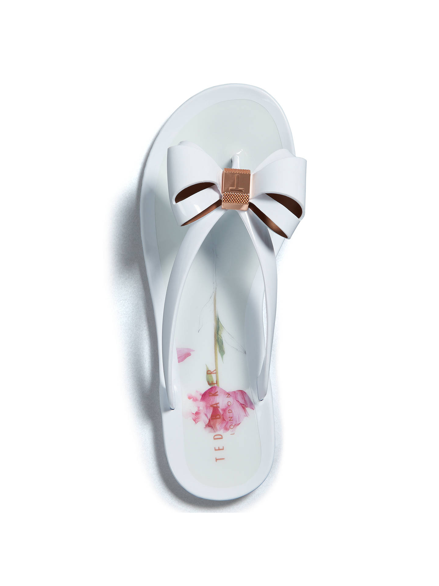 4d1c73042ec8ca ... Buy Ted Baker Rueday Sketchbook Flip Flops