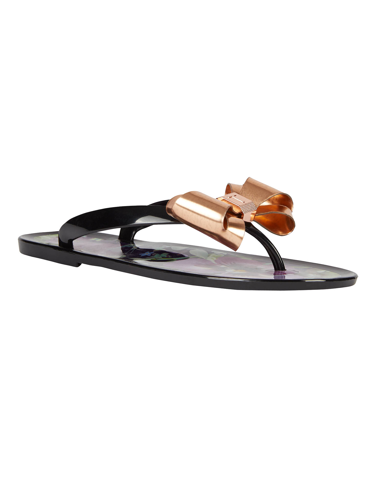 ce5e23c6c Buy Ted Baker Rueday Entangled Enchantment Flip Flops