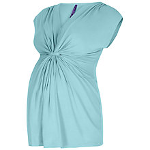 Buy Séraphine Liza Maternity Nursing Function Top, Mint Online at johnlewis.com