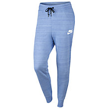 Buy Nike Sportswear Advance 15 Bottoms, Aluminium/White Online at johnlewis.com