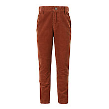 Buy John Lewis Boys' Chino Corduroy Trousers Online at johnlewis.com