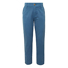 Buy John Lewis Boys' Slim Fit Chino Trousers Online at johnlewis.com