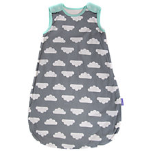 Buy Babasac 2-in-1 Multi Tog Cloud Baby Sleep Bag, Grey Online at johnlewis.com