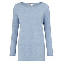 Buy East Seam Detail Jumper, Blue Online at johnlewis.com