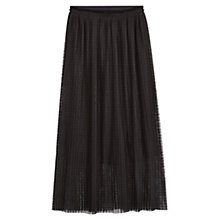 Buy Gerard Darel Journey Skirt, Black Online at johnlewis.com