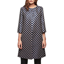 Buy Gerard Darel Charles Coat, Blue Online at johnlewis.com