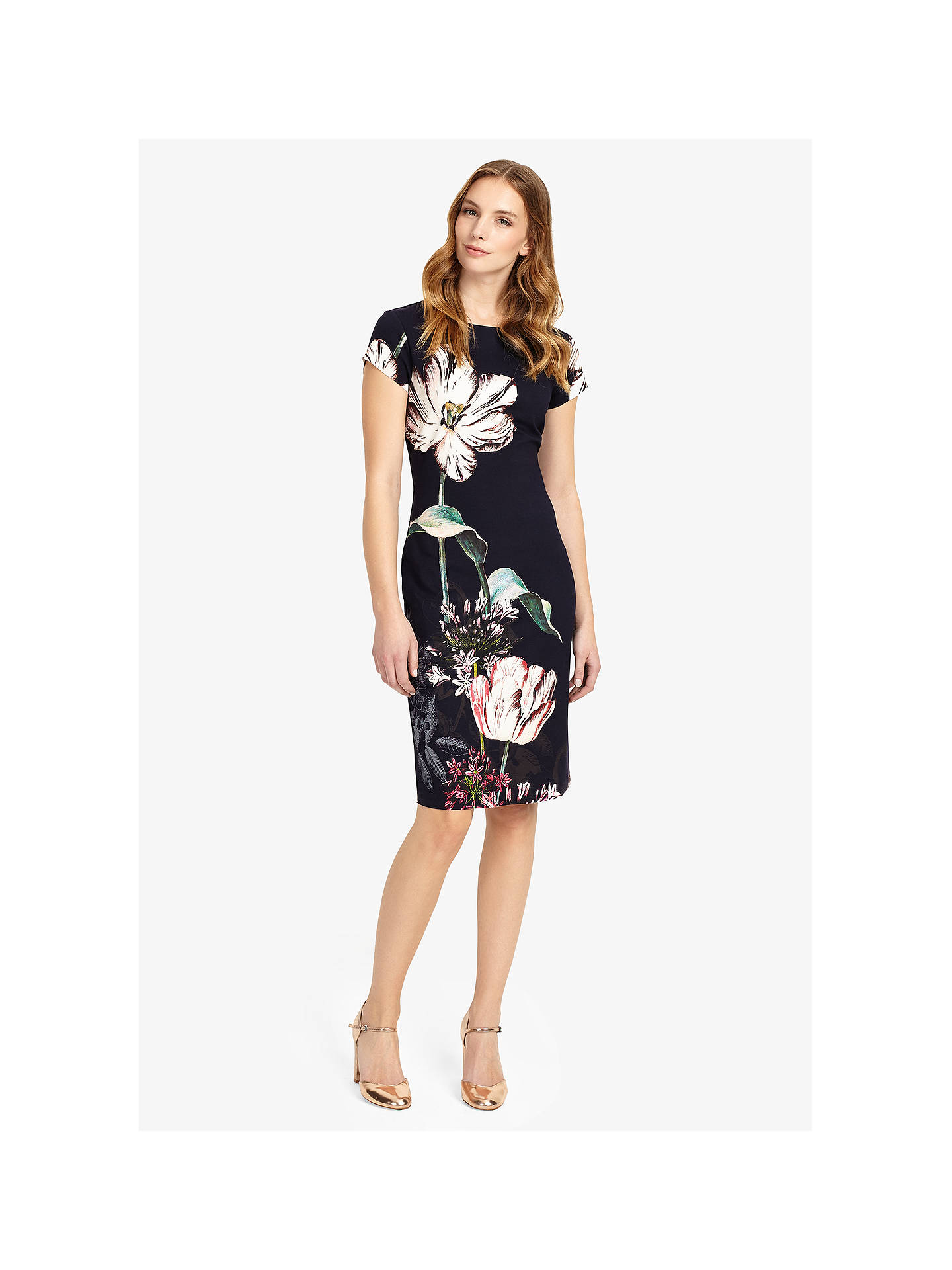 490b39021242ae Buy Phase Eight Marguerite Print Dress