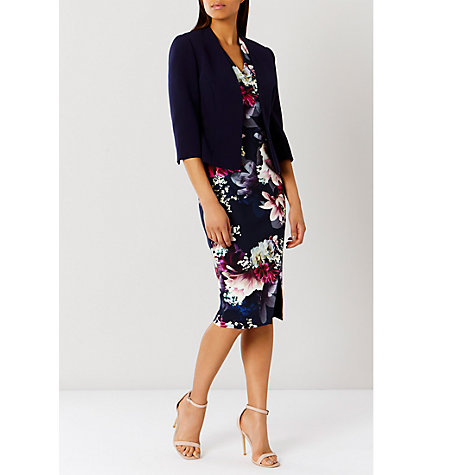 Buy Coast Deandra Peplum Jacket Online at johnlewis.com