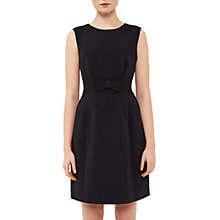 Buy Ted Baker Jackye Embellished Back Detail Dress, Black Online at johnlewis.com