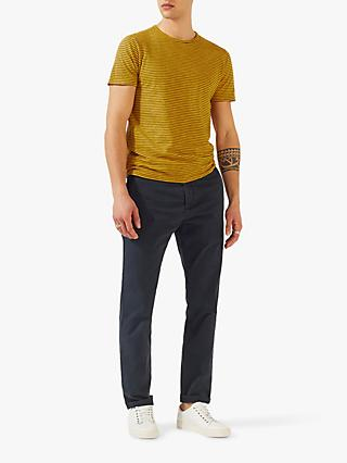 Jigsaw Garment Dye Slim Stretch Chinos