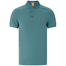 Buy BOSS Orange Pavlik Slim Fit Polo Shirt Online at johnlewis.com
