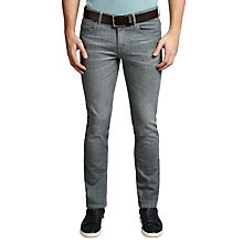 Buy BOSS Orange Orange63 Slim Fit Jeans, Dark Grey Online at johnlewis.com