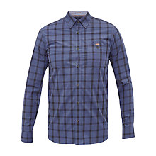Buy Ted Baker Newmarl Cotton Checked Shirt Online at johnlewis.com