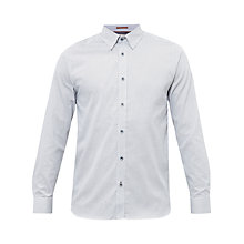 Buy Ted Baker Polserf Shirt, White Online at johnlewis.com