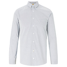 Buy BOSS Orange Eglam Shirt, White Online at johnlewis.com