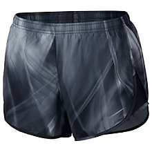 Buy Nike Dry Modern Tempo Running Shorts, Black Online at johnlewis.com