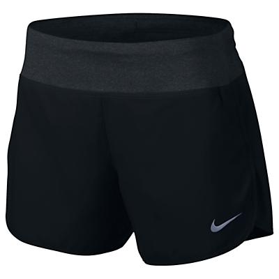 """Nike Flex 5"""" Running Shorts, Black"""