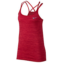 Buy Nike Dri-FIT Knit Running Tank Online at johnlewis.com