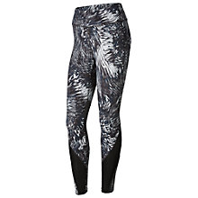 Buy Nike Power Epic Lux Running Tights, Black Online at johnlewis.com