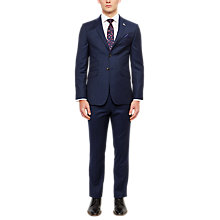 Buy Ted Baker Berimaj Tailored Fit Suit Jacket, Navy Online at johnlewis.com