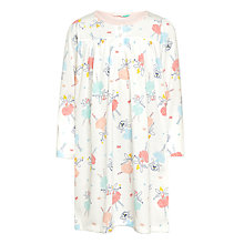 Buy John Lewis Children's Fairy Night Dress, Pink Online at johnlewis.com