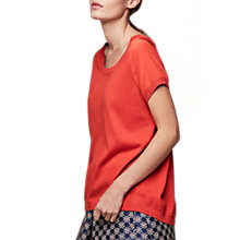 Buy Gerard Darel Andrea Jumper, Red Online at johnlewis.com